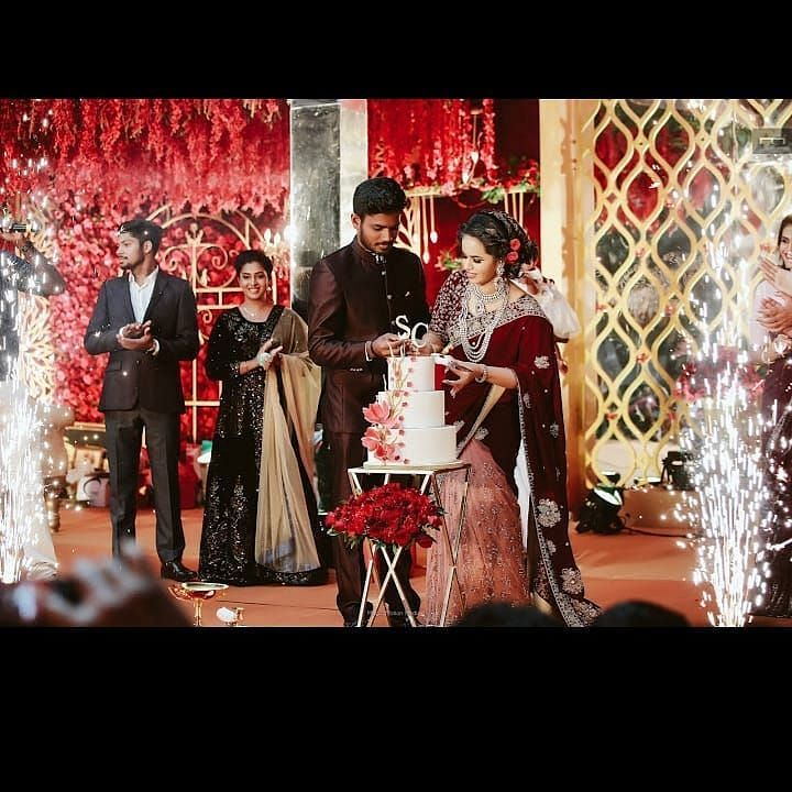 Sanju Samson's Wedding Photos