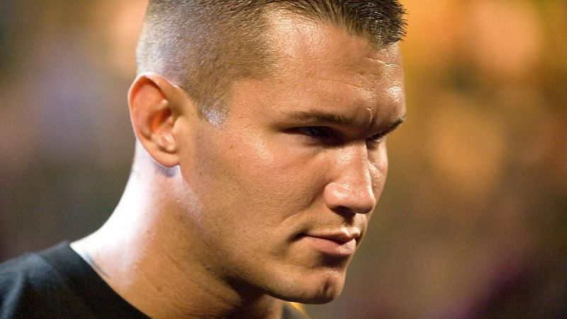 Randy Orton feuded with Rey Mysterio in 2006