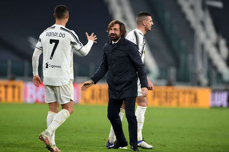 Juventus travel to Porto for the UEFA Champions League round of 16