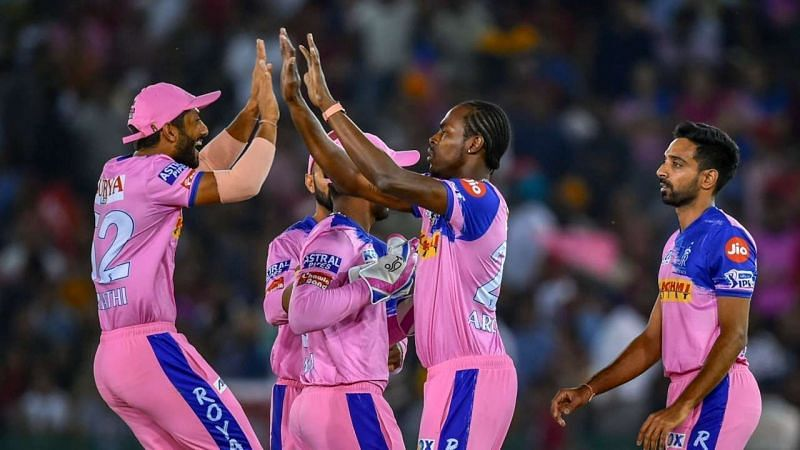 The Rajasthan Royals are the winners of the first edition of the IPL in 2008