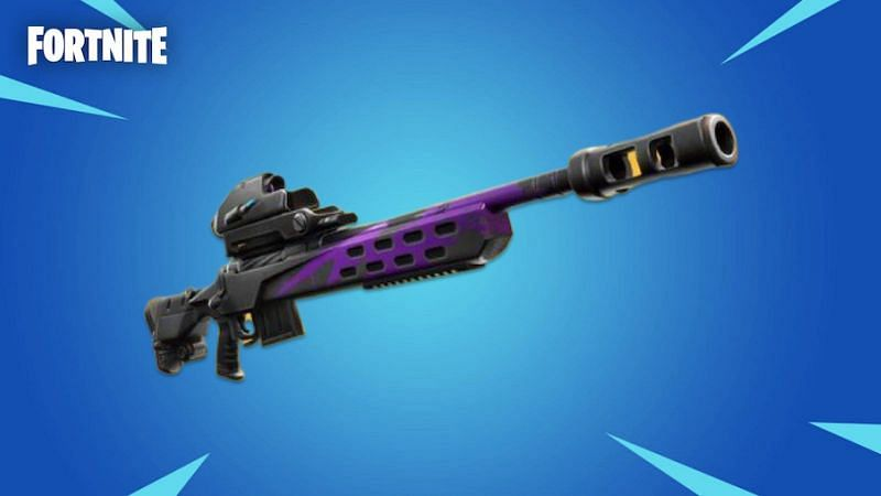 (Image via Epic Games) The Storm Scout Sniper was recently removed from the game