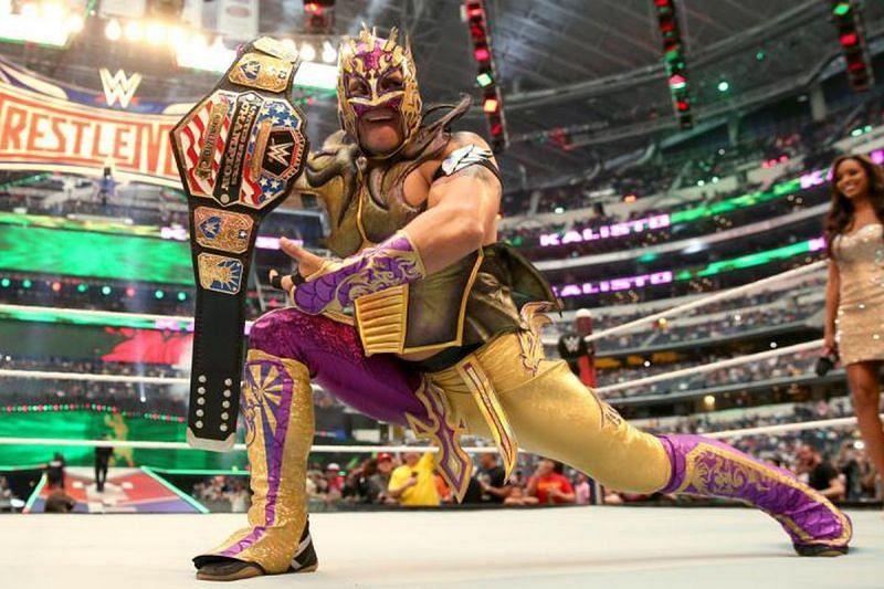 Kalisto in WWE