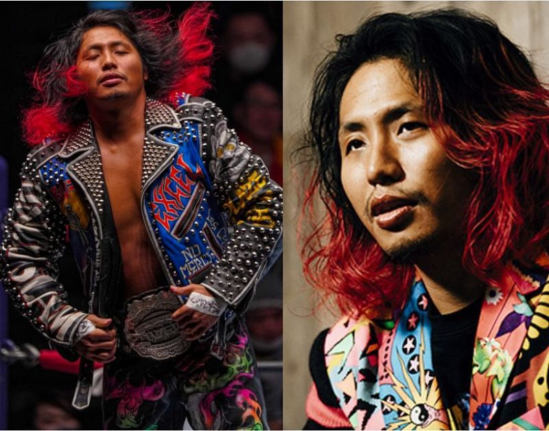 Hiromu Takahashi has been sidelined with an injury