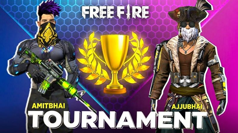 Amitbhai and Ajjubhai recently played together using the Dynamic Duo feature in Free Fire (Image via Desi Gamers / YouTube)
