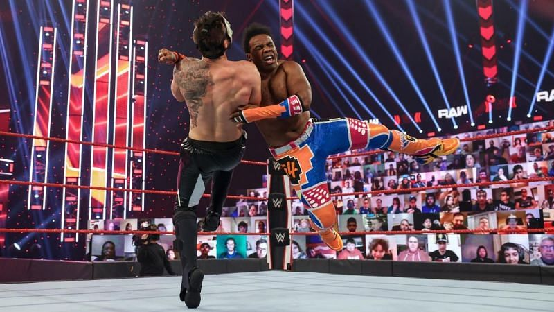 Xavier Woods would like to fight back against RETRIBUTION