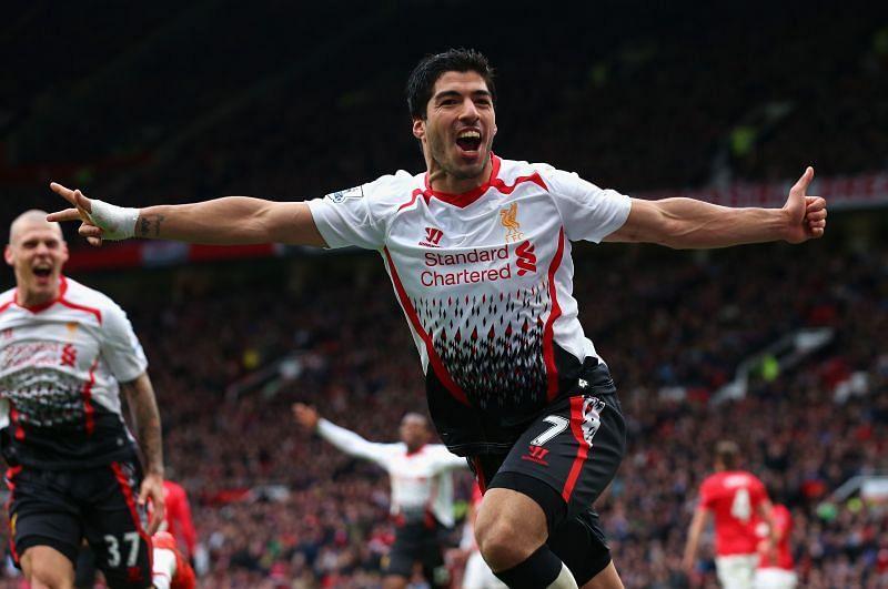 Luis Suarez was sensation during his time at Liverpool.