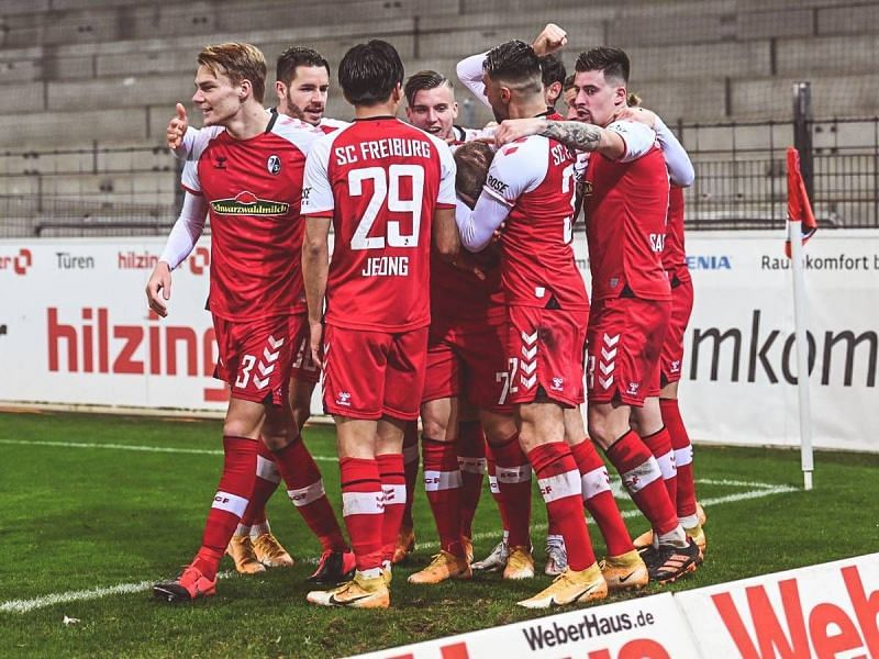 Freiburg have the Europa Conference League in sight