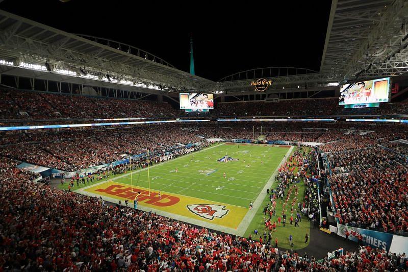 Kick Off Super Bowl 2021