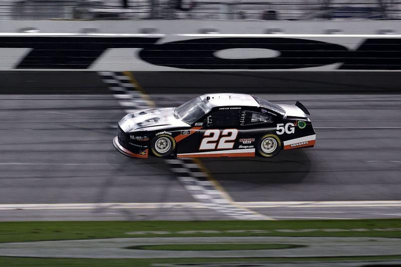 NASCAR Xfinity Series Beef. It