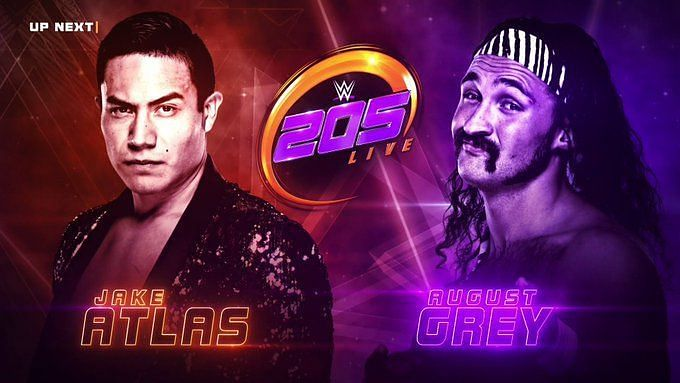 205 Live gave the WWE Universe a great showcase for these two young studs