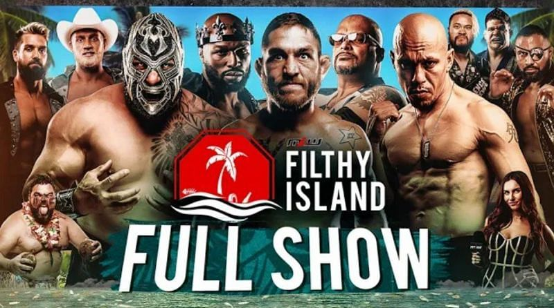 Filthy Island Full Show