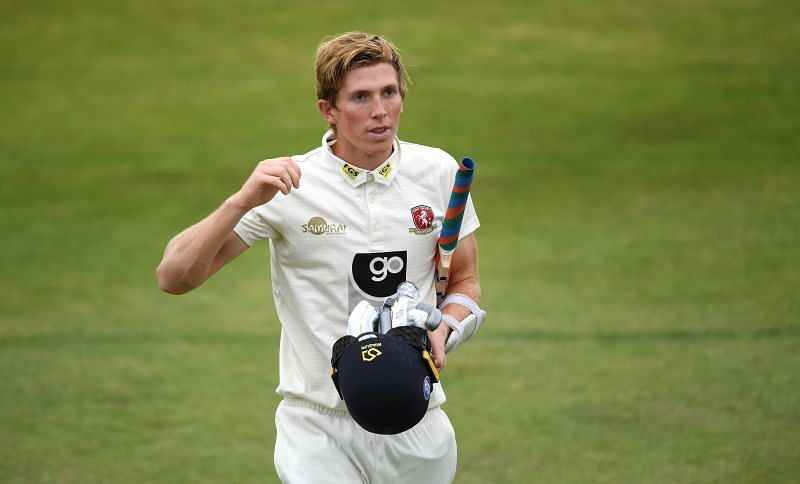 Zak Crawley was the only England batsman to score a half-century in the 3rd Test