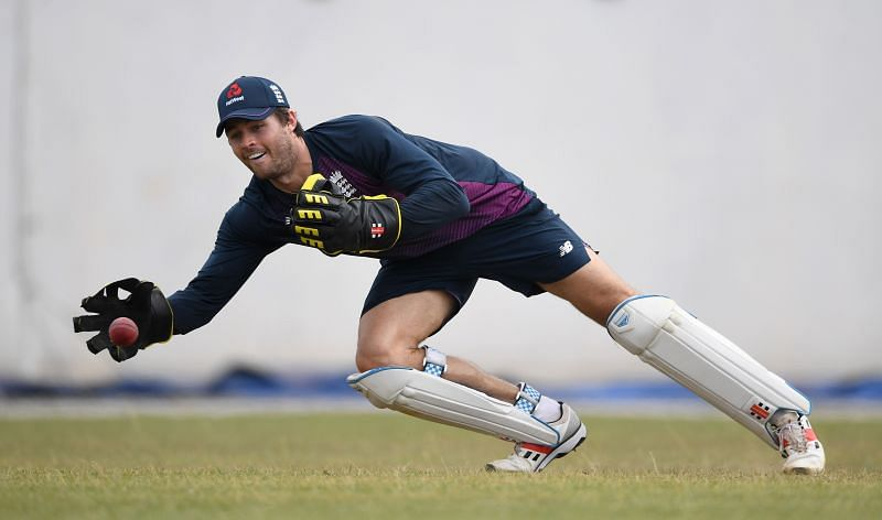 Ben Foakes has not played a Test since 2019