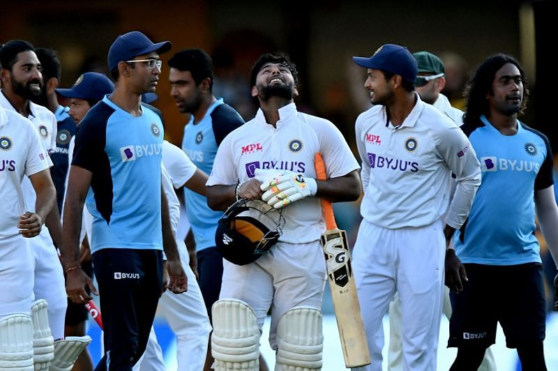 Team India registered a three-wicket win in the final Test in Brisbane