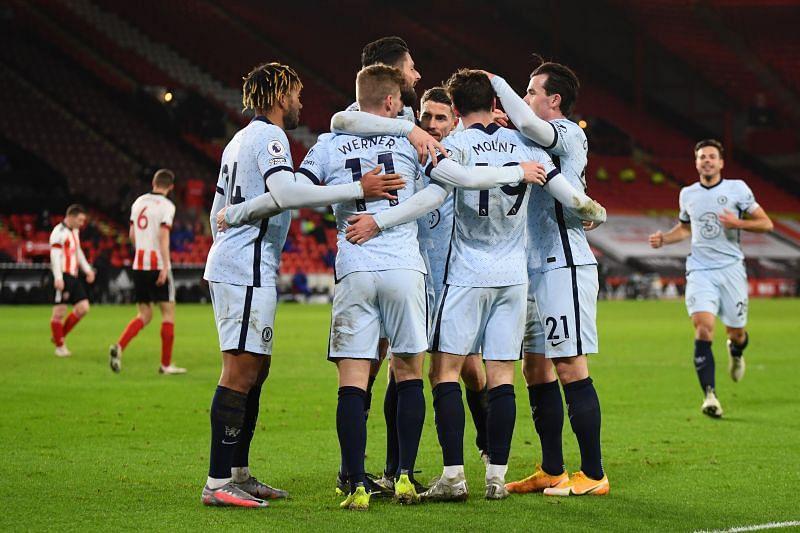 Sheffield United 1-2 Chelsea: Player ratings as Jorginho