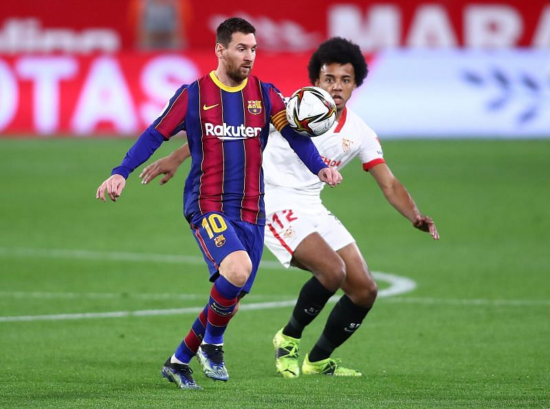 Barcelona take on Sevilla this weekend