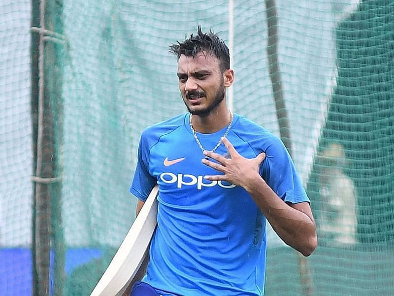 Axar Patel scalped 6 wickets on Day 1