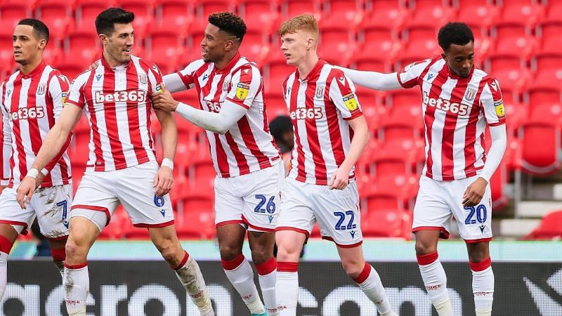 The Potters are unbeaten in seven games against Reading