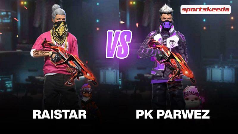 Raistar vs PK Parwez