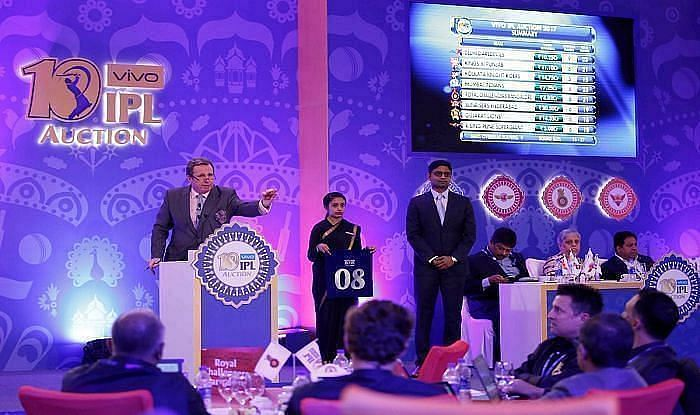 The IPL 2021 auction will be held on February 18.