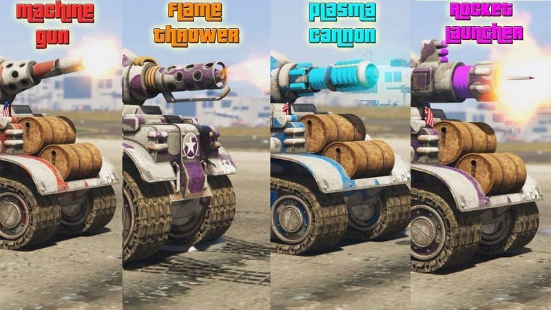 Customization of the Invade and Persuade RC Tank might be an expensive activity (Image via Handsome Guy Gaming, YouTube)