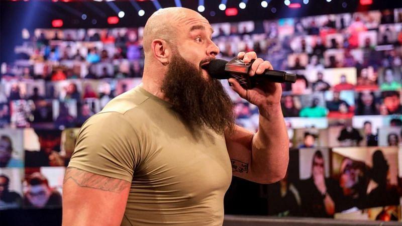 Braun Strowman lost to Bobby Lashley on RAW this week