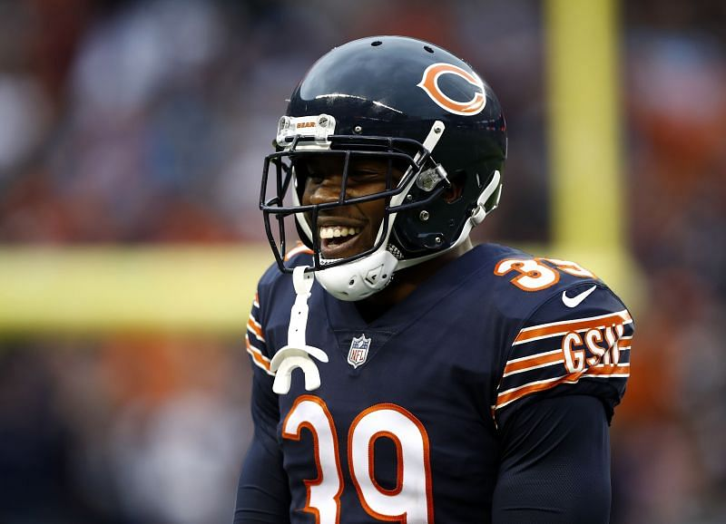 Chicago Bears S Eddie Jackson could be on the move in 2021
