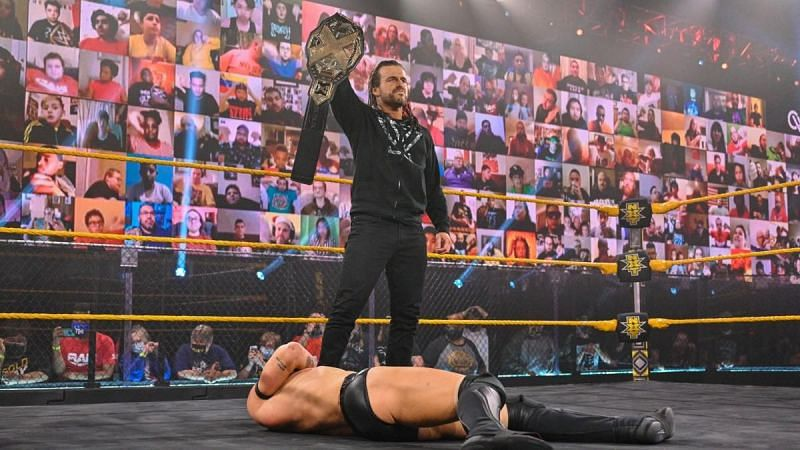 Adam Cole made his intentions clear on this week