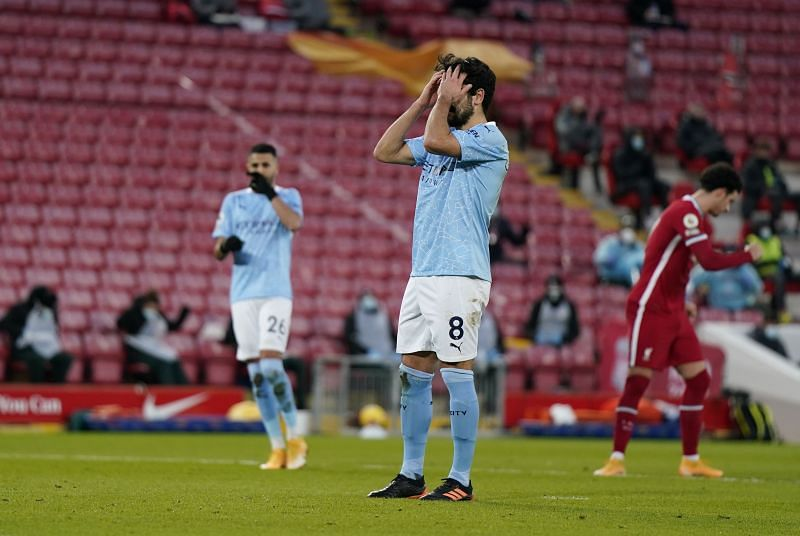 Gundogan missed Manchester City