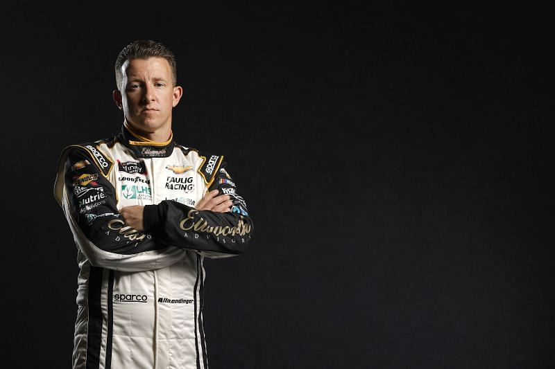 A.J. Allmendinger will drive for Kaulig Racing this year. Photo/Getty Images