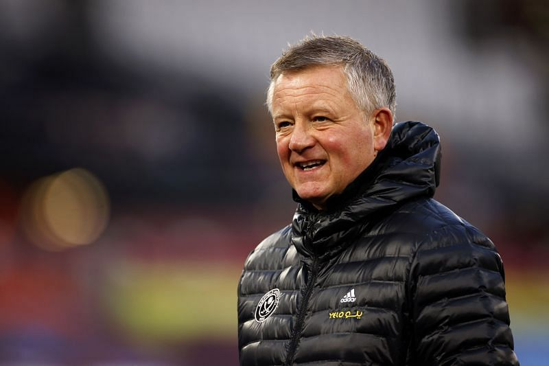Chris Wilder has been in charge of Sheffield United since 2016