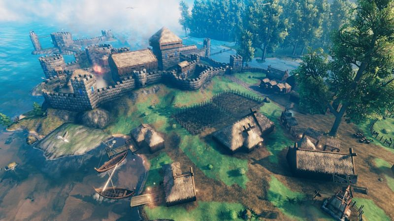 (Image via Iron Gate AB) Valheim is a good mix of everything that's worked in similar games