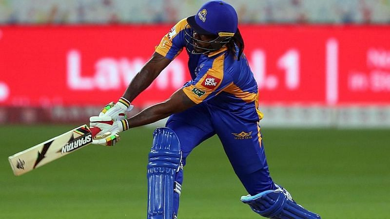 Chris Gayle will be among a host of stars at Quetta Gladiators