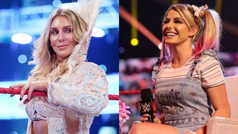 Alexa Bliss and Charlotte Flair are going to starring in an NBC sitcom