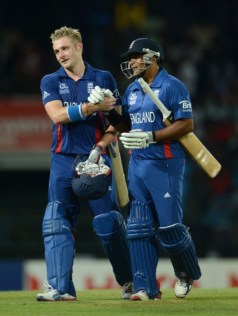 Luke Wright was the first batsman to remain 99* in T20Is