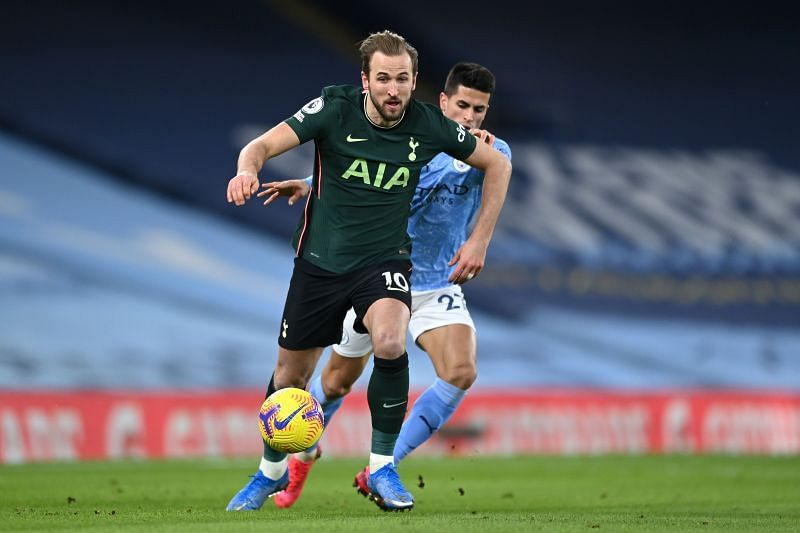 Harry Kane will look to lead his side to an important win against West Ham
