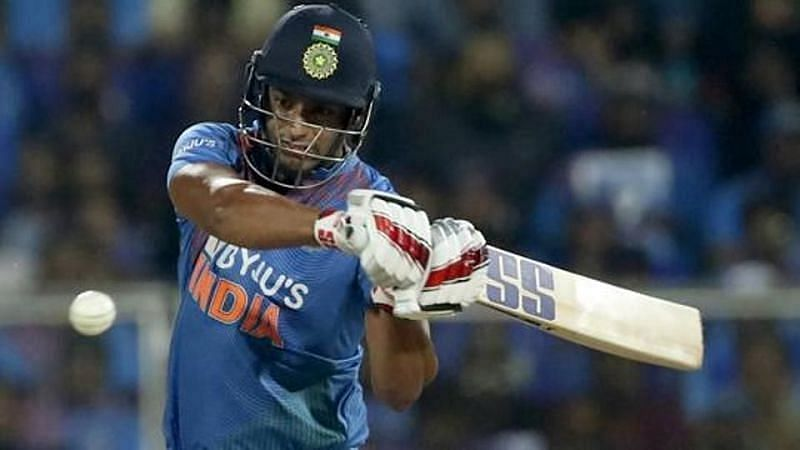 Shivam Dube will play for the Rajasthan Royals in IPL 2021