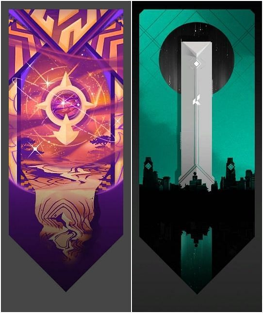 Bridge Between Worlds and Corporate Takeover (Image via Riot Games)