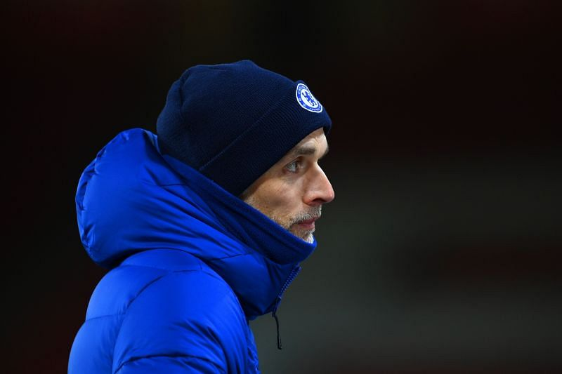 Chelsea boss Thomas Tuchel will hope his side can continue their excellent run of form