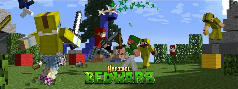 Hypixel is a Minecraft server with some top PvP related minigames