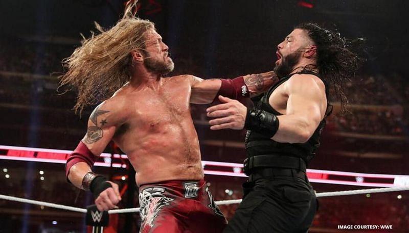 Royal Rumble विजेता ऐज WWE में रोमन रेंस को चैलेंज कर सकते हैं
