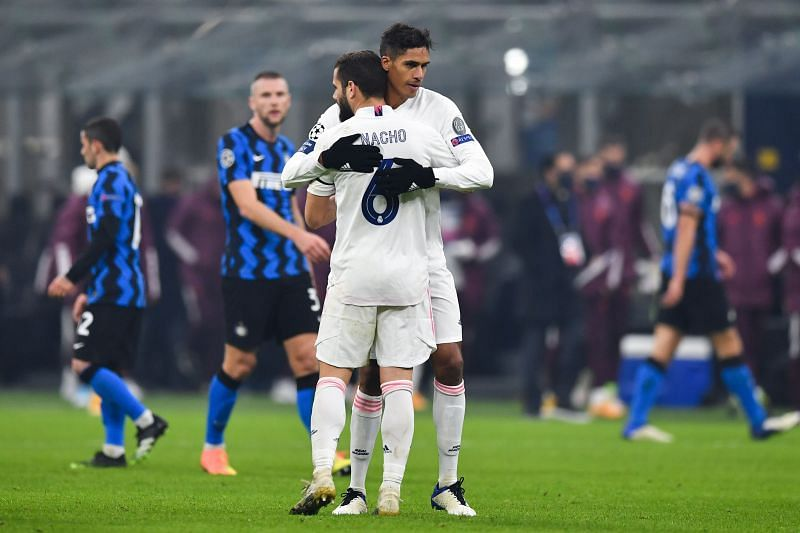 Raphael Varane has been linked with a move away from Real Madrid