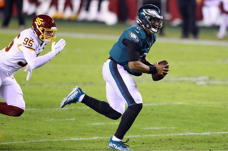 Philadelphia Eagles need help during the 2021 NFL draft
