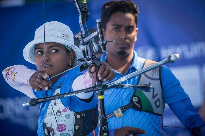 Deepika Kumari and Atanu Das are among India