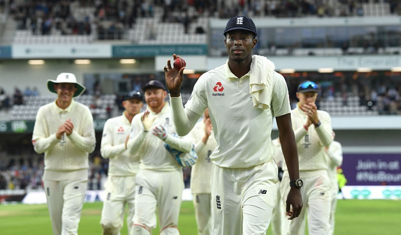 Jofra Archer is expected to return to England