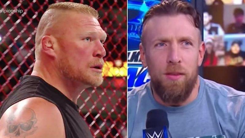 Brock Lesnar/Daniel Bryan