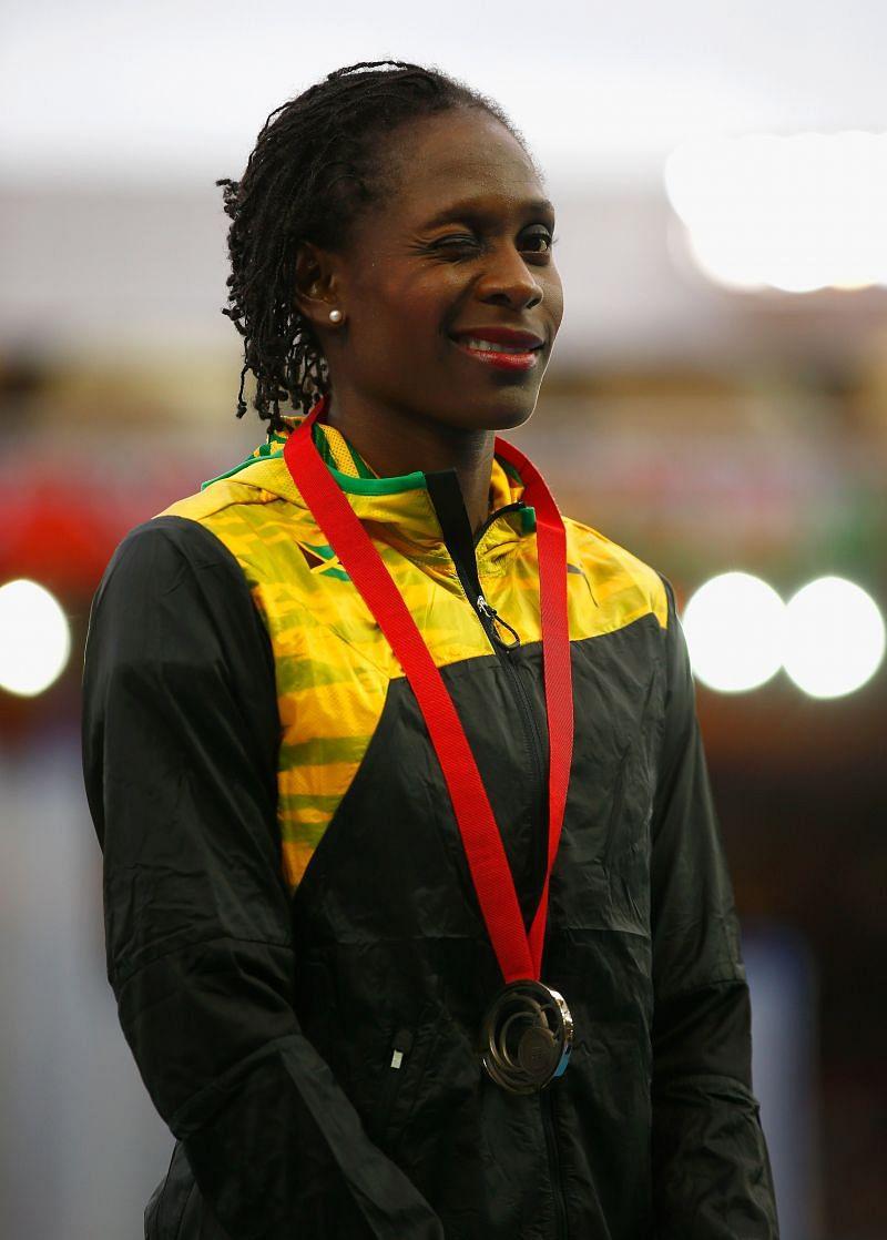 Veronia Campbell Brown