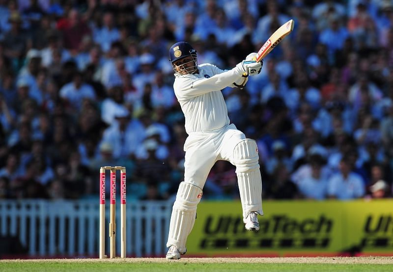 Virender Sehwag is the only batsman apart from Don Bradman, Brian Lara, and Chris Gayle to register two triple tons in Tests.