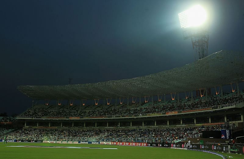 Eden Gardens is one of the world