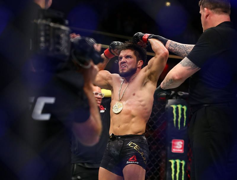 Could Henry Cejudo return from retirement to attempt to reclaim his UFC Bantamweight crown?